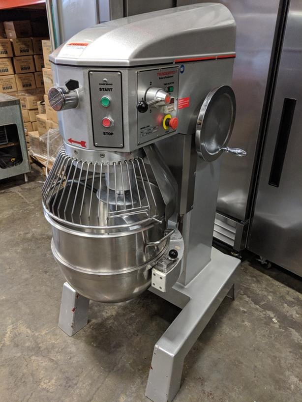 Bakery Equipment Auction – Sep 21 Online Only Auction
