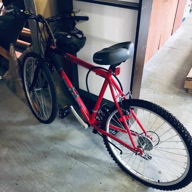 thriumph mountain bike