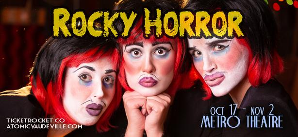 Rocky Horror Show-Live