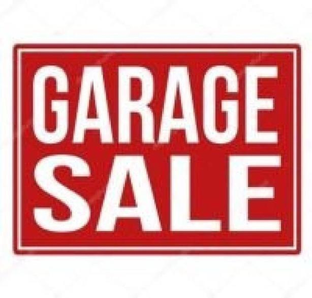 Huge Garage Sale Sept.21 9am-1pm