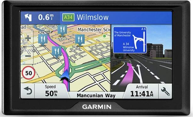 Garmin Drive 51LMT-S 5 Inch Sat Nav