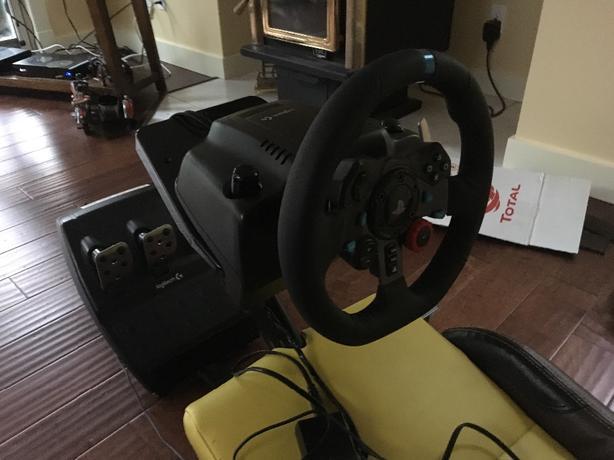 G29  Logitech racing  simulator