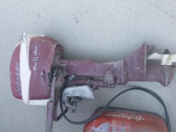 Johnson 7hp outboard