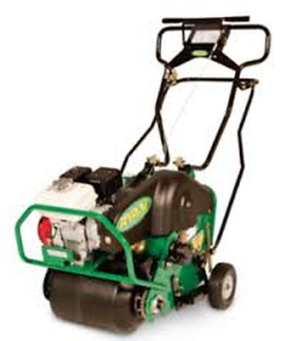 We now rent lawn equipment to maintain your lawn. Aerators & Power Rakes