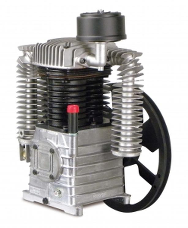 New techquip 5 Hp. replacement pump