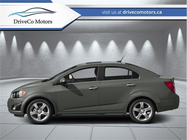 2013 Chevrolet Sonic LT  - Bluetooth -  SiriusXM