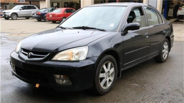 2005 Acura EL Touring