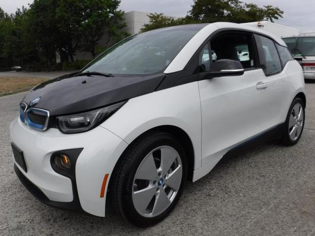 2016 BMW I3 Mega World