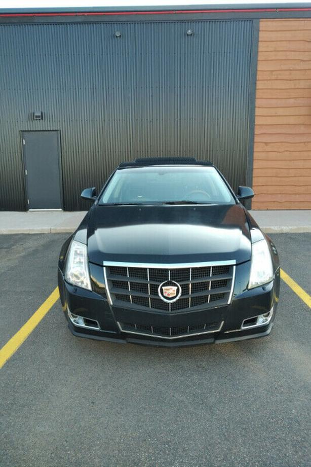 GREAT CONDITION 2009 CADILLAC CTS4 BLACK 306hp ONLY $8000!