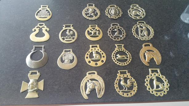 Horse Brass 18 total