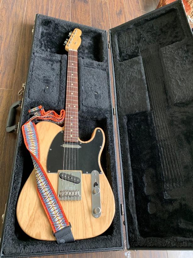 Fender pro 2015