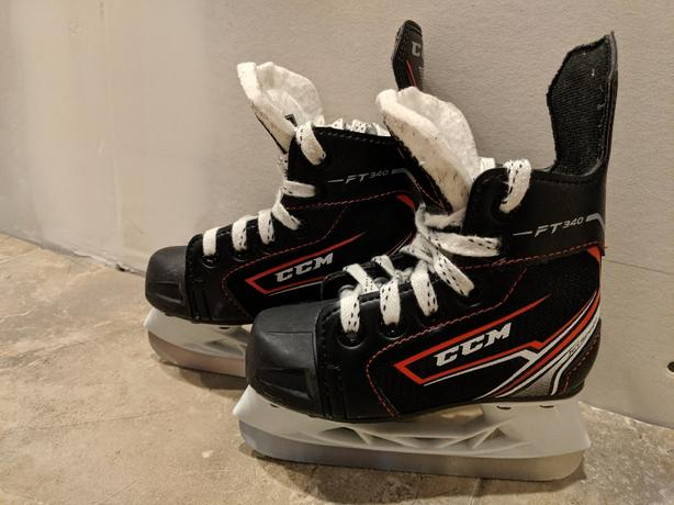 Like new CCM FT 340 Skates