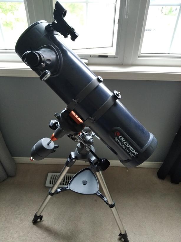 Celestron 130 EQ telescope