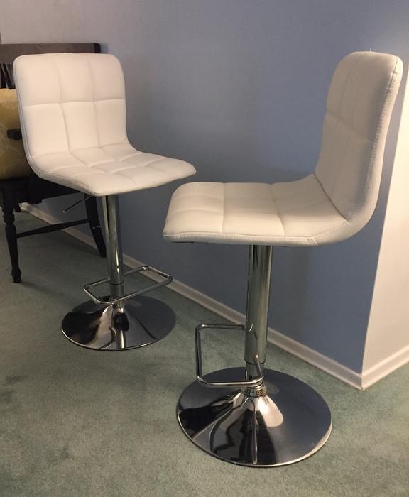 Admirable 80 Witney Adjustable Height Swivel Bar Stools Ncnpc Chair Design For Home Ncnpcorg