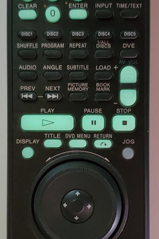 Sony DVD-CD Player DVP-C670D