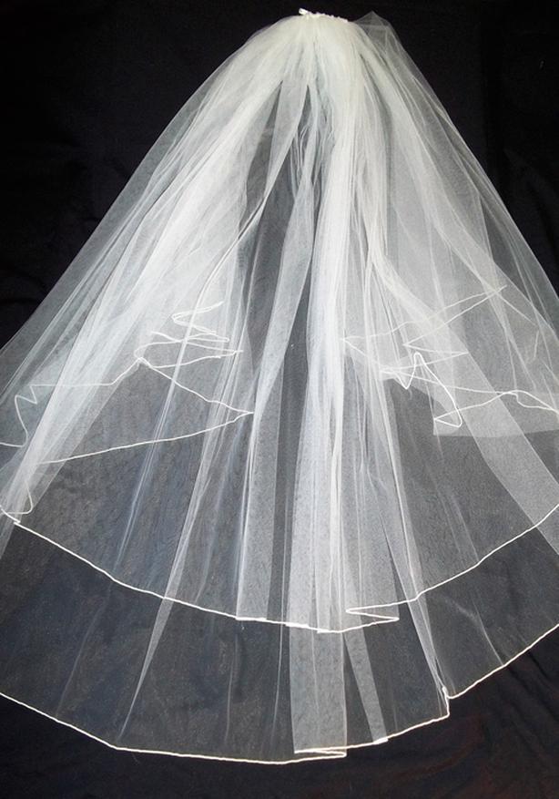 Brand new veil