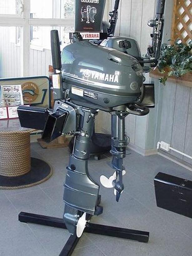 "** Save $$$** 2019 Yamaha 6LMHA 20"" outboard kicker"