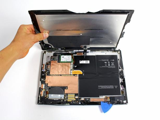Microsoft Surface Book, Pro, 3, 4, 5 & 6 LCD Screen Repair