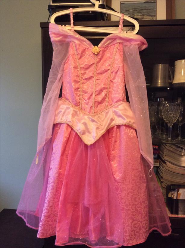 NWT - Sleeping Beauty's Aurora costume
