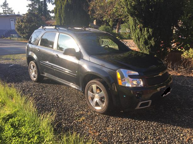 2009 Chevrolet Equinox Sport AWD (Willing to Negotiate)