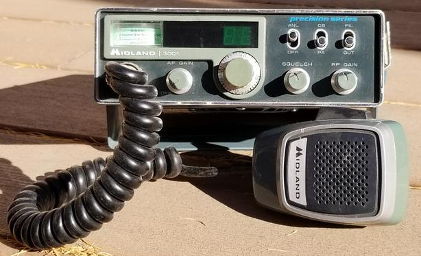 Midland 3001 Precision Series CB Radio