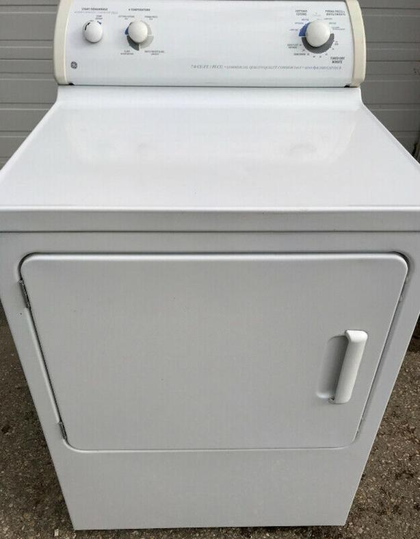 Heavy Duty GE Electric Dryer