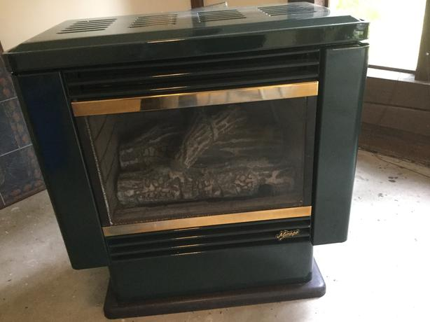 Pacific Energy Freestanding Gas Fireplace Courtenay Comox Valley Mobile