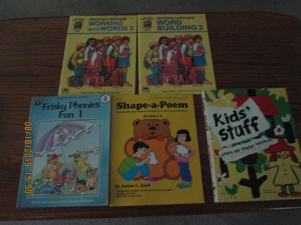 Language Arts Teacher Resource Books