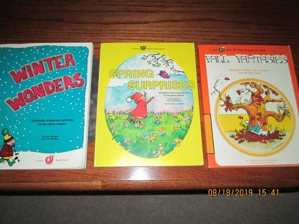 Good Apple Teacher Resource Books