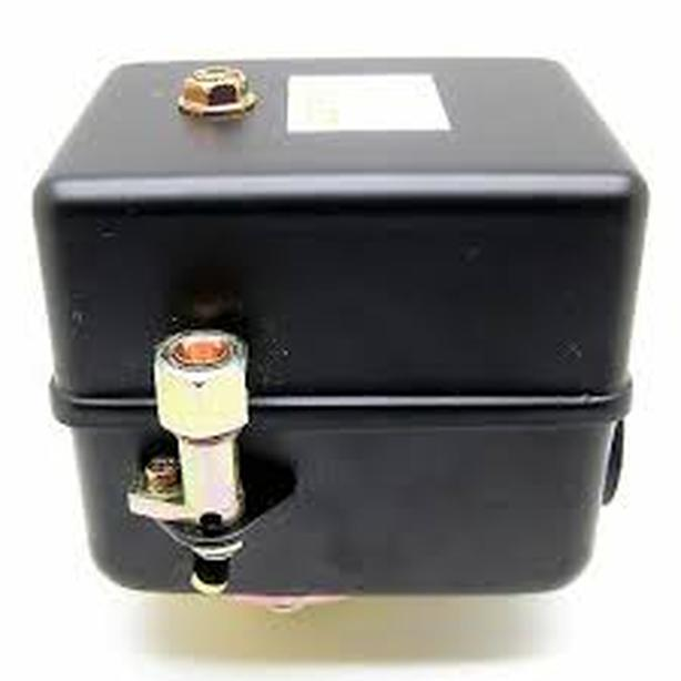 Techquip Heavy Duty Pressure switch with side unload-er valve