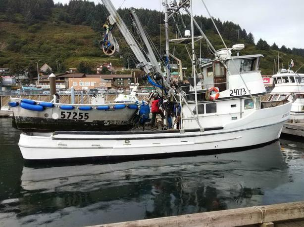 Purse Seiner & Permit For Sale - Beverlee J