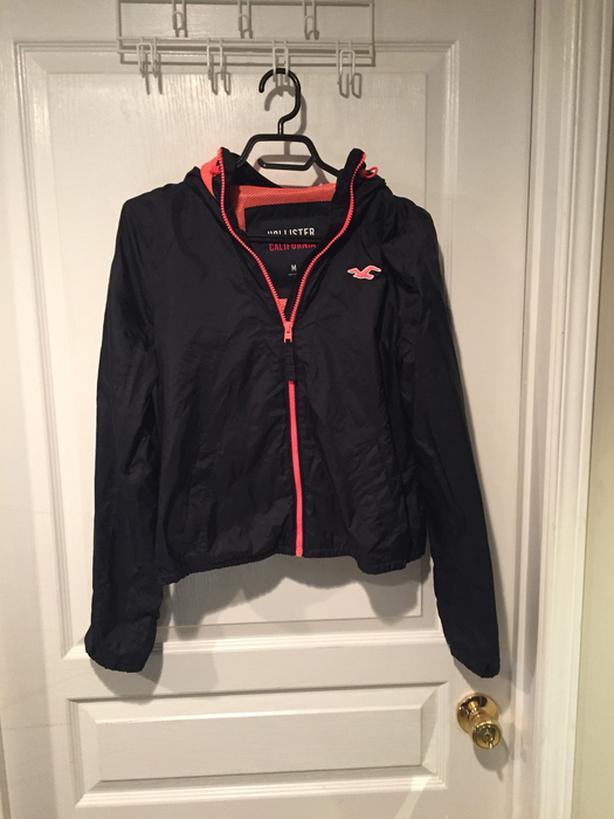 Hollister ladies jacket