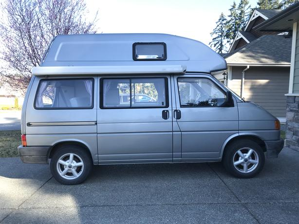 VW Eurovan hightop T4