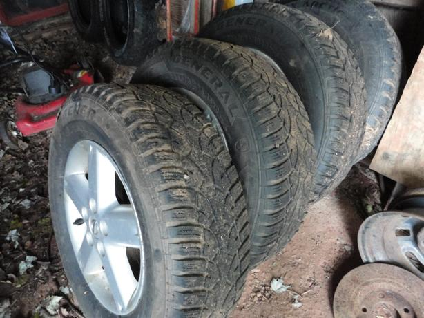 snow tires.