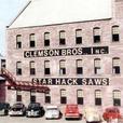 Vintage Reel Mower ~ Clemson Bros.