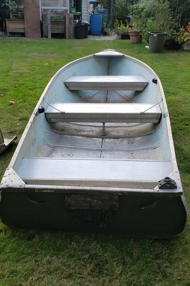 12ft Aluminum Boat West Shore Langford Colwood Metchosin