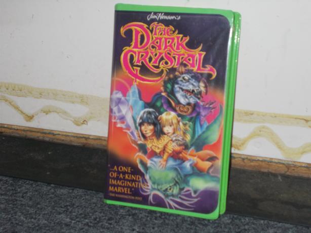 The Dark Crystal, Teenage Mutant Ninja Turtles VHS For Trade