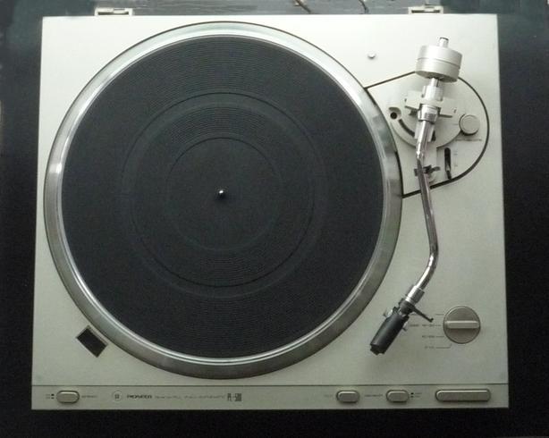 Pioneer PL-500 Turntable
