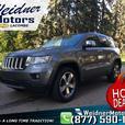 2012 Jeep Grand Cherokee *Leather Interior / Heated Leather Steering Wheel*
