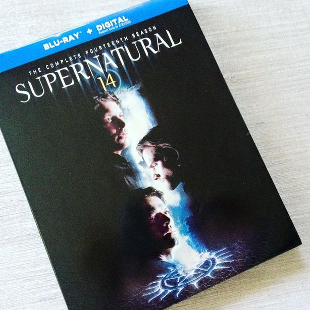 Supernatural - Seasons 12, 13 & 14 on Blu-ray - Brand New