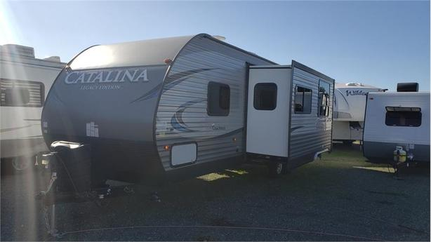 2019 Coachmen RV Catalina Legacy Edition 273DBS