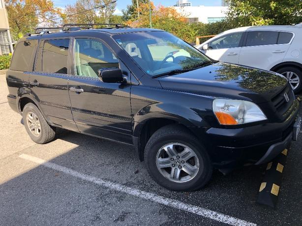 2007 HONDA PILOT EXL AWD SUV-$7995-7 PASS-V6-AUTO-LIKE NEW-$7995