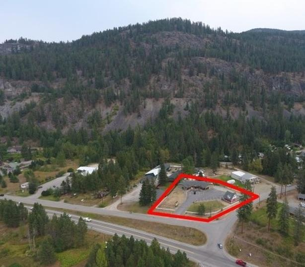 Business & House Combo for SALE in Christina Lake, BC
