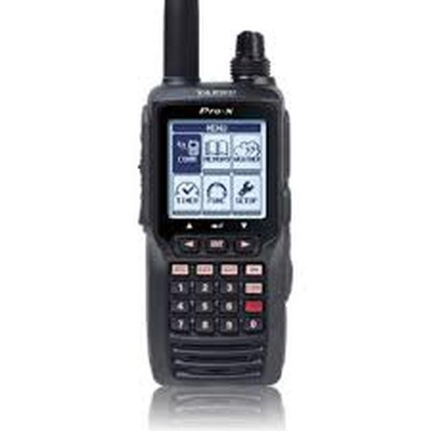 Yaesu FTA 550L Airband Handheld Radio