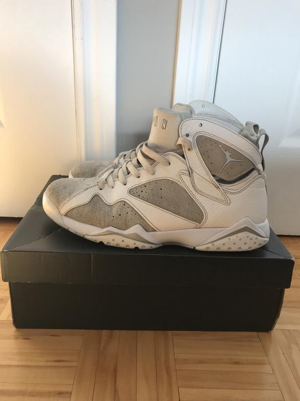 Jordan 7 Pure Money