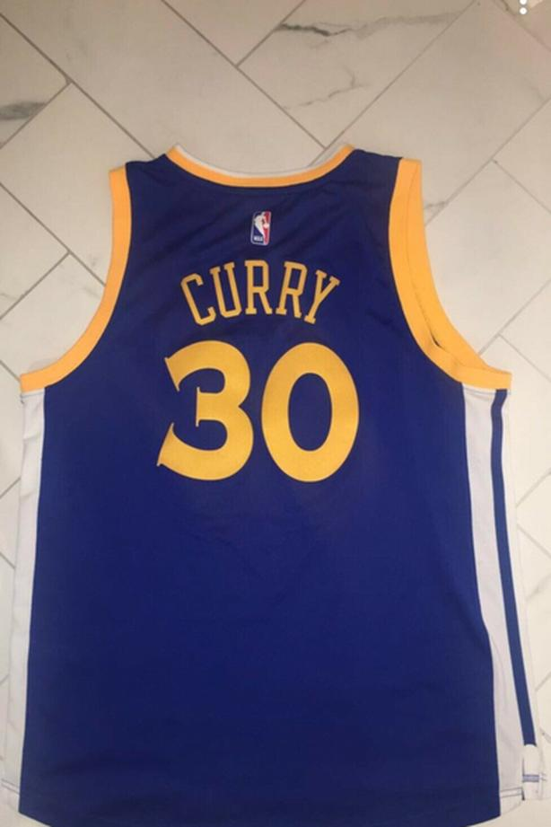 Stephen Curry Basketball Jersey NEW!!!