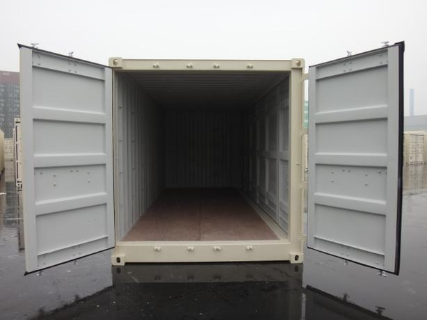 20FT AND 40FT  NEW SHIPPING CONTAINERS