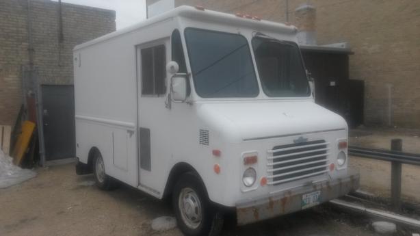 1980s gruman step van