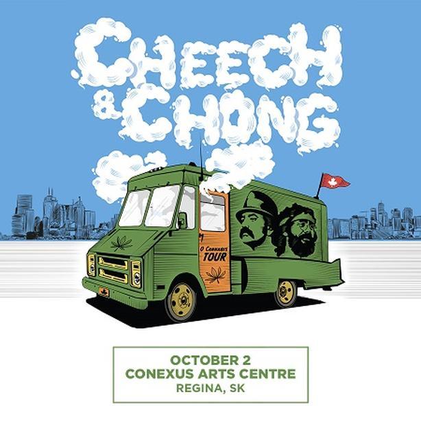 Cheech and Chong tickets