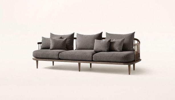 Modern Danish Sofa designed by Space Copenhagen
